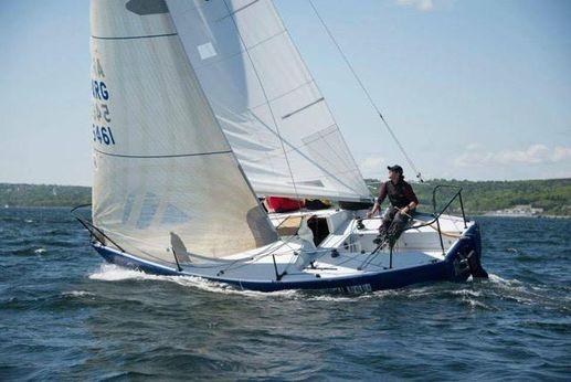 1982 J Boats J/24