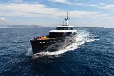 2014 Logica Yacht 45 mt.