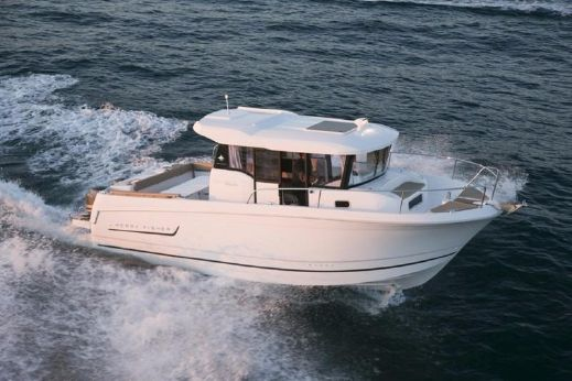 2015 Jeanneau Merry Fisher 855 Marlin OS