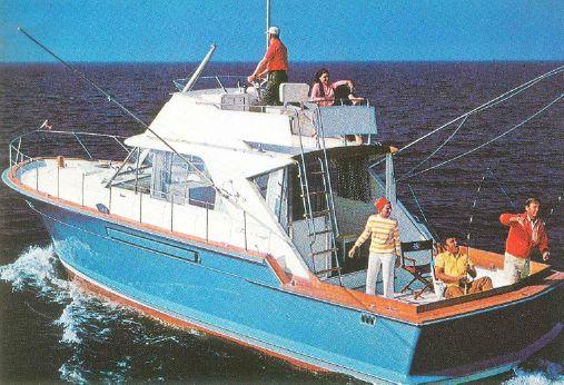 1969 Chris Craft Commander Sport Cruiser