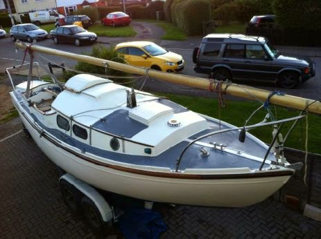 1968 Westerly 25