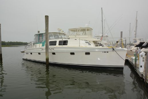 2003 Endeavour Catamaran 44 Trawler Cat