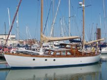 1965 Traditional 20 Ton Hillyard Ketch
