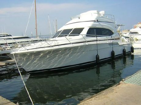 2001 Bertram 39' convertible