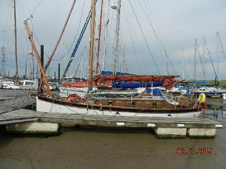 1980 Classic Falmouth Quay Pilot