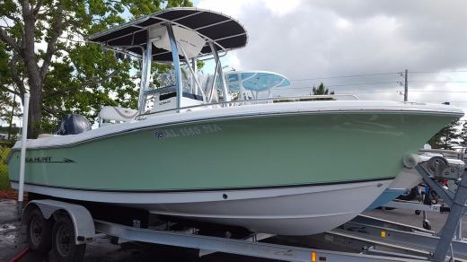 2010 Sea Hunt Ultra 210