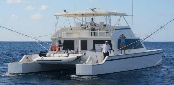 Commercial Insurance Brokers >> 1998 Mick Jarrod PowerCat Sportfisher/Dive Boat Power Catamaran for sale - YachtWorld