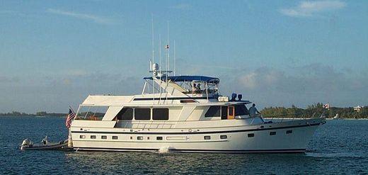 1987 Defever Performance Offshore Cruiser