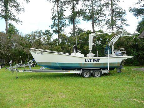 2008 C&G Custom 26 Fisherman