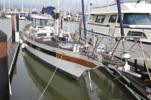 1985 Ct CT 65 / Scorpio 72 ketch