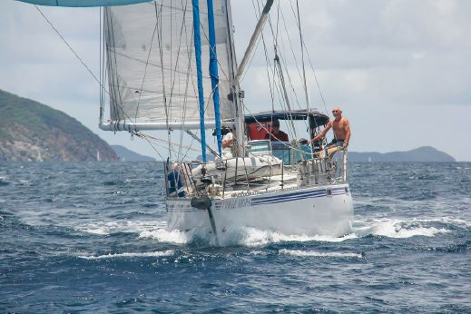 1988 Custom Gitana 43 Ocean Going Yacht