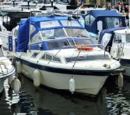 1985 Fairline 23 Holiday
