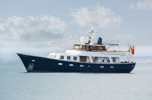 1972 Cammenga 85 Pacific Class - SOLD