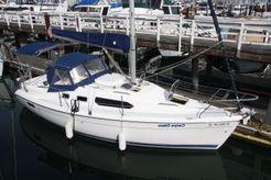 2002 Hunter 306 sloop