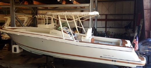 2010 Chris-Craft Catalina 29 Sun Tender