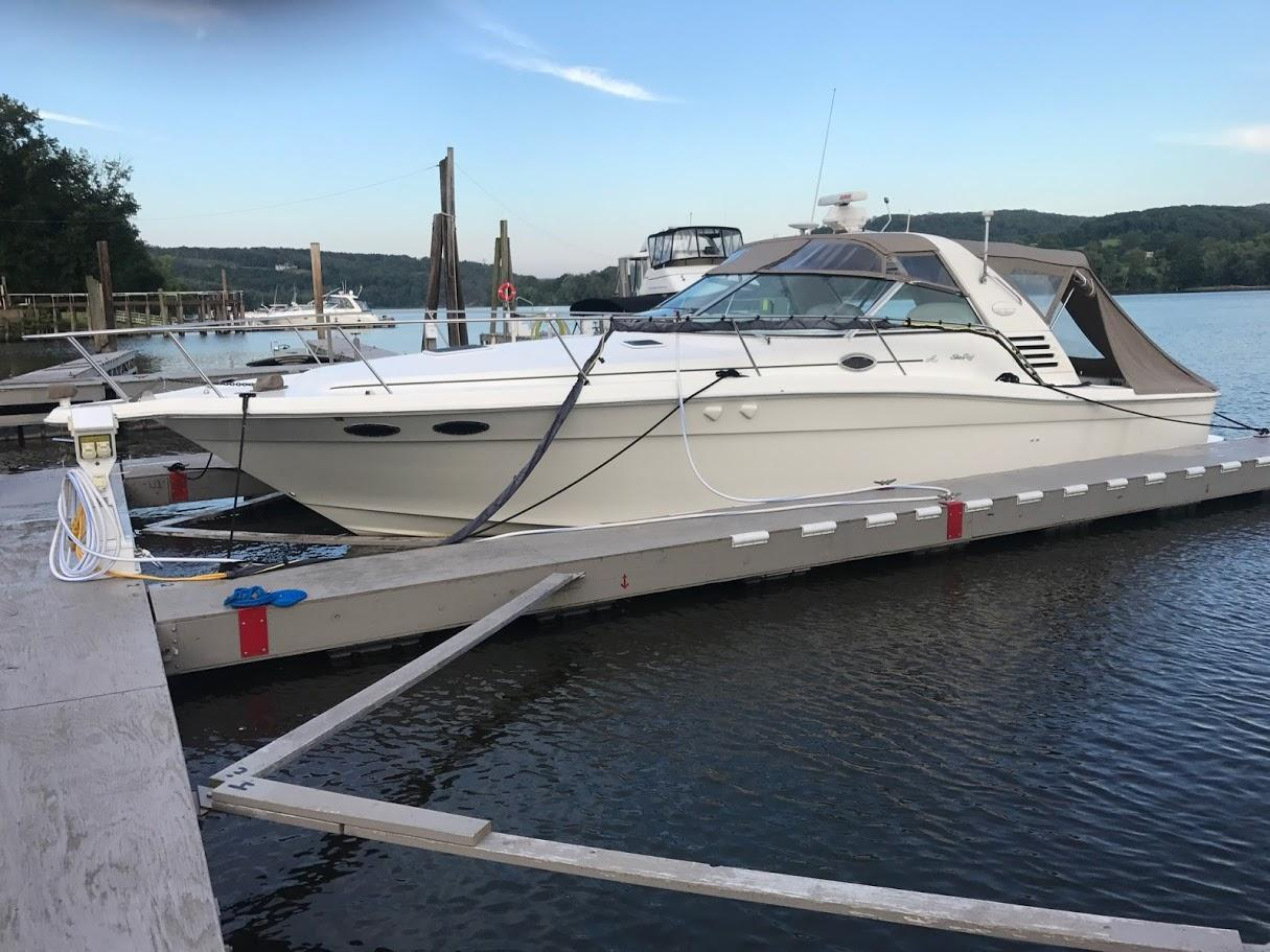 1997 Sea Ray 370 Express Power Boat For Sale Www