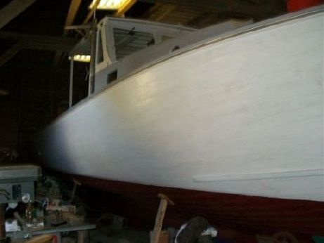 2011 Paul Chapman Downeast Wooden Boat
