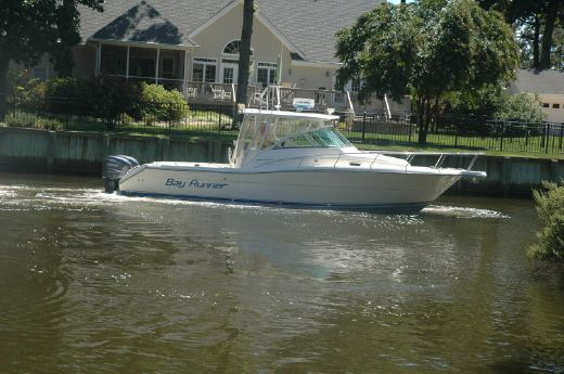 2000 Pursuit 3070 Offshore with 06'  four strokes