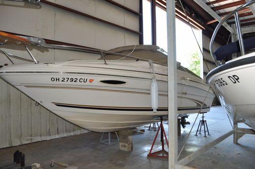 2001 Sea Ray 215 Express Cruiser