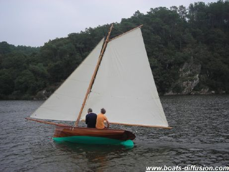 2007 Amateur SLOOP Strip Planking