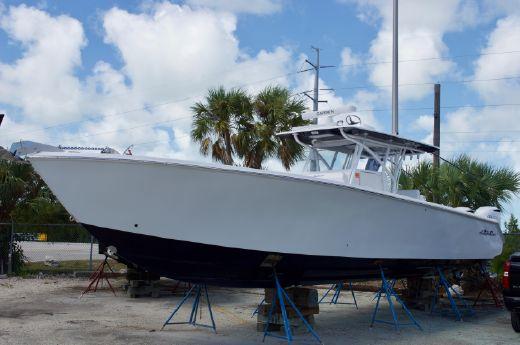 2010 Seahunter 40
