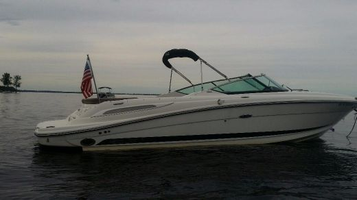 2011 Sea Ray 270 SLX-FRESH WATER