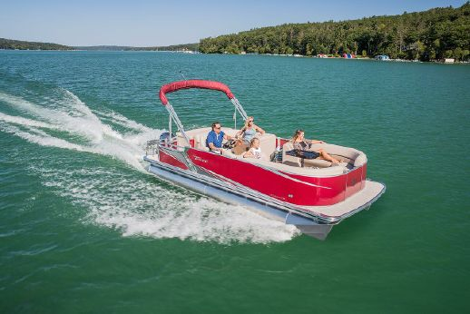 2018 Tahoe Pontoon 2285 LTZ CR