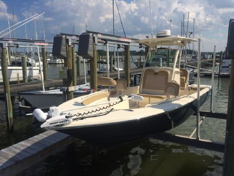 2014 Scout Boats 251 XS