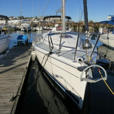 2008 Hunter 33 Sail Boat For Sale - www yachtworld com