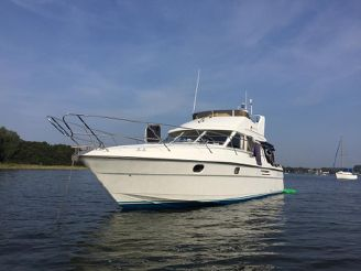 1992 Princess 368 Flybridge