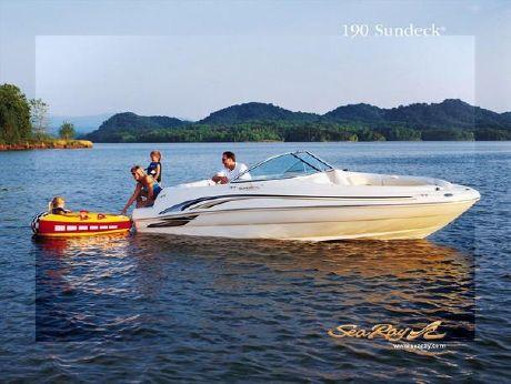 2002 Sea Ray 190 Sundeck