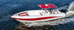 2014 Gulf Craft Silvercraft 36CC (Open)