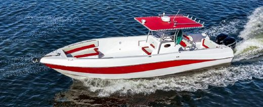 2015 Gulf Craft Silvercraft 36CC (Open)