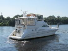 1997 Sea Ray 420 Aft Cabin Two SR
