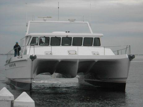 2008 New Yorker 57 Catamaran Passagemaker