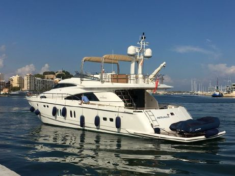 2008 Fairline Squadron 78 Custom