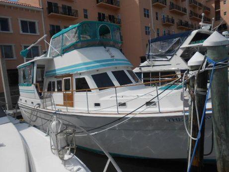 1980 Gulfstar Motor Yacht
