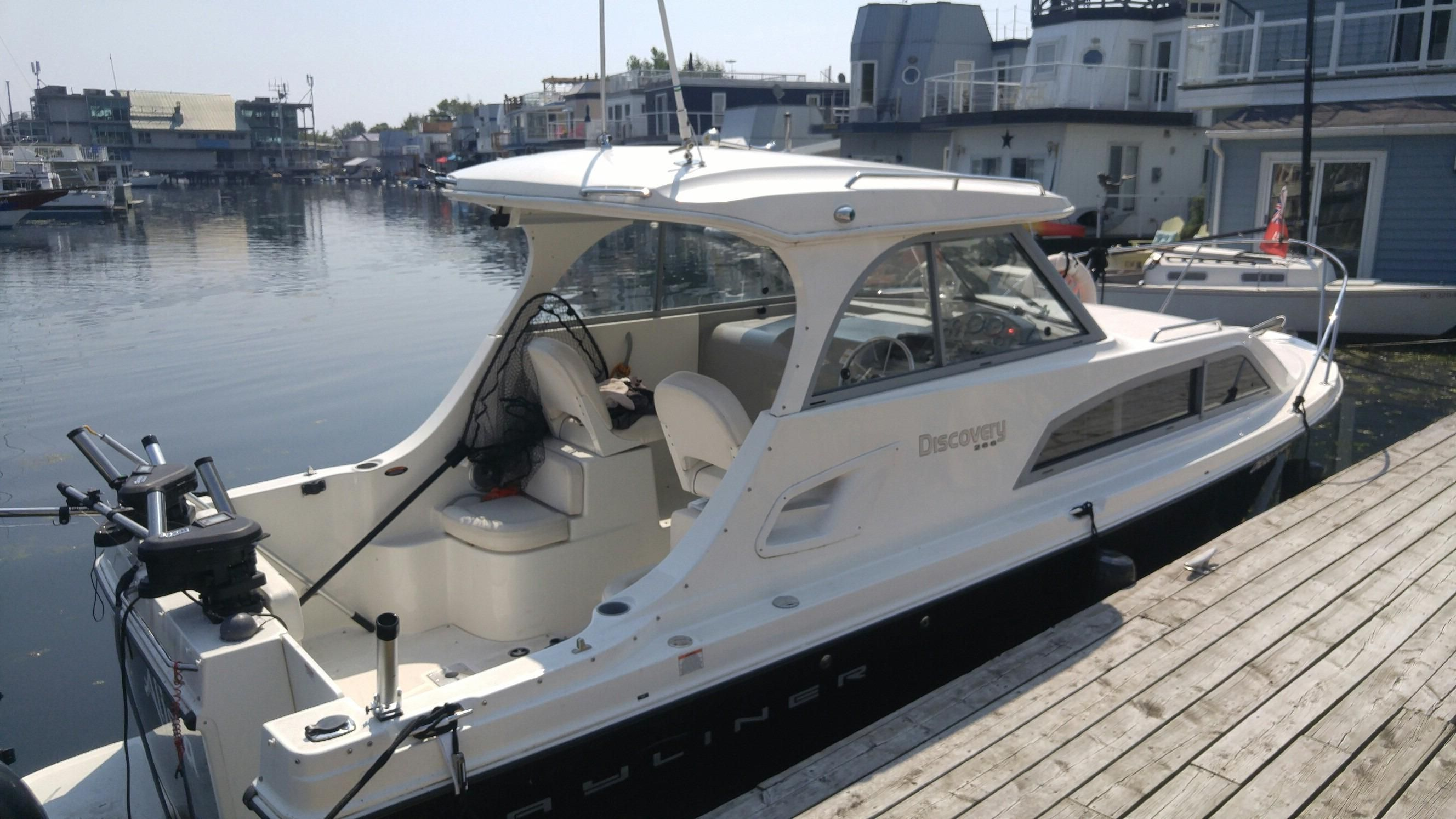 2012 Bayliner 266 Discovery Power Boat For Sale Www