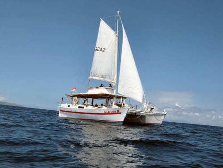 2009 Lombok Flybridge-Motorsailer Catamaran
