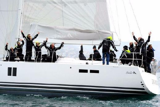 2010 Hanse Yachts 545