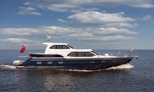 2008 Aquanaut Unico 16.50