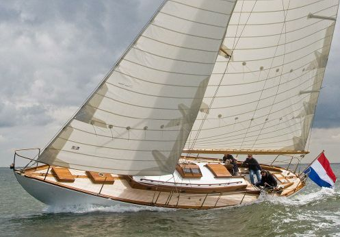 2010 Sparkman & Stephens New York 32 Sloop