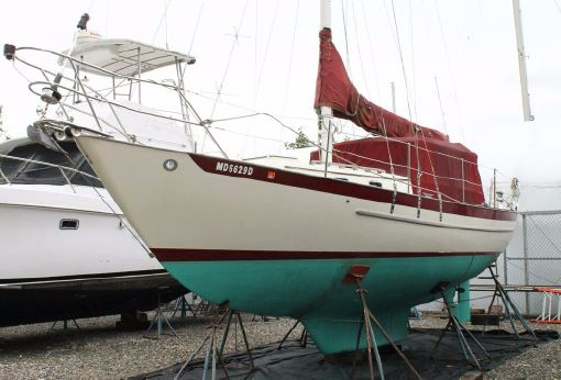 1994 Pacific Seacraft Pilothouse 32