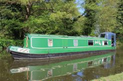 1999 Narrowboat 45' South West Durham Steel