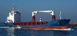 2003 Custom Container Vessel