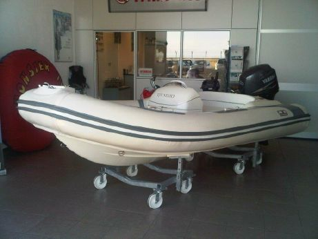 2008 Avon Seasport Jet 400 DL