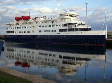 2001 Small Cruise Ship, 294 Passengers - Stock No. S2170 Sister Ship S2104 Also Available