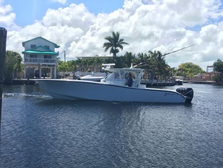 2014 Yellowfin 42