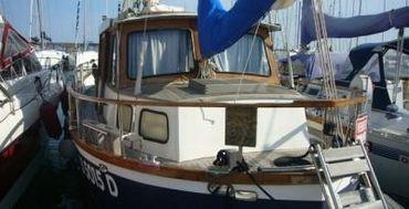 1973 Siltala Nauticat 33