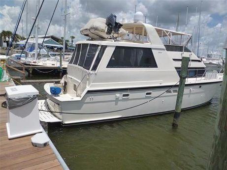 1991 Hatteras Motoryacht